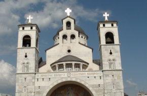 Podgorica Katedra dla całej Czarnogóry