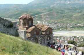 Berat Albańskie miasto-muzeum