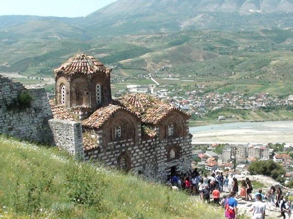 Berat. Albańskie miasto-muzeum