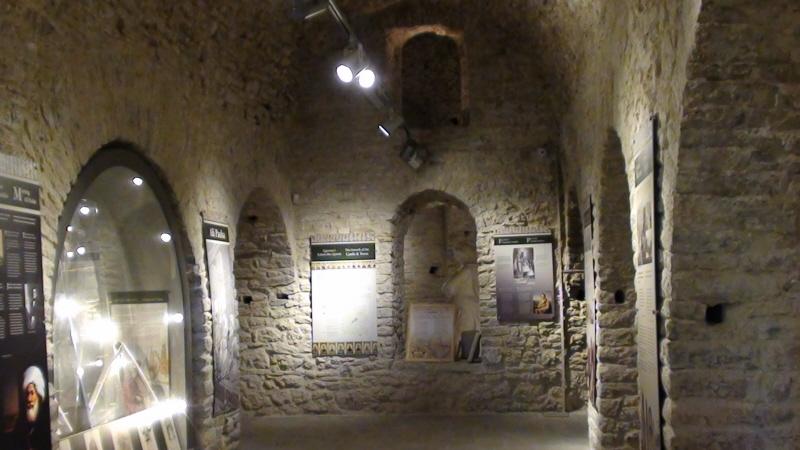 Gjirokastra. Muzeum w twierdzy Kalaja