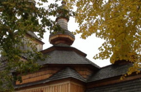 Beskid Niski Ladomirová i cerkwie z listy UNESCO