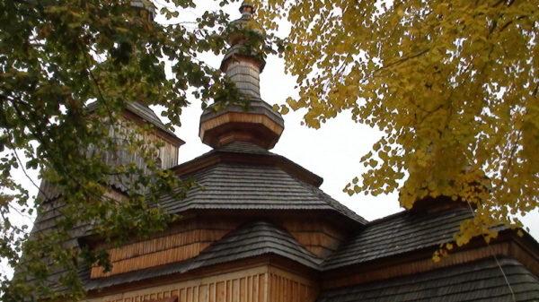 Beskid Niski. Ladomirová i cerkwie z listy UNESCO