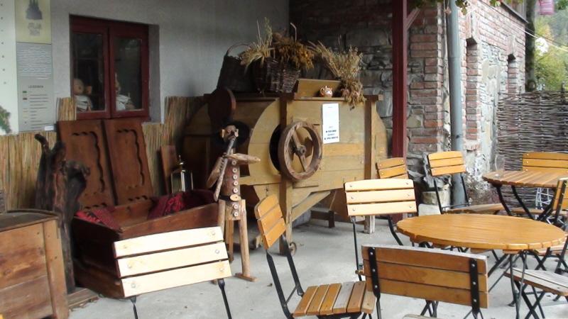 Ustrzyki Dolne. Muzeum Młynarstwa w starym młynie