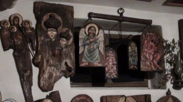Hoczew. Galeria Zdzisława Pękalskiego