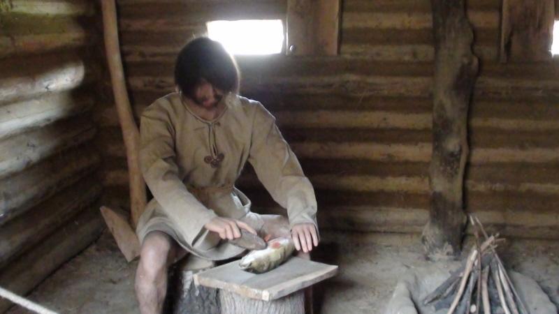 Trzcinica. Jak się żyło przed wiekami
