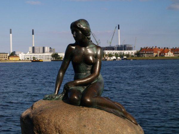 Kopenhaga. Pieszo w stronę Małej Syrenki