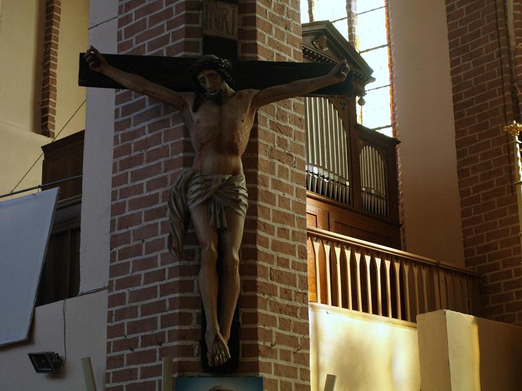 Recz. Ołtarz jak epitafium Chrystusa