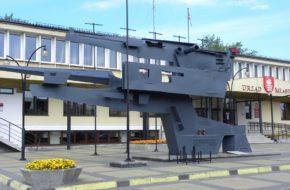 Biłgoraj Karabiny, czyli pomnik wdzięczności