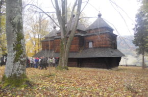 Smolnik Cerkiew nad Sanem na światowej liście