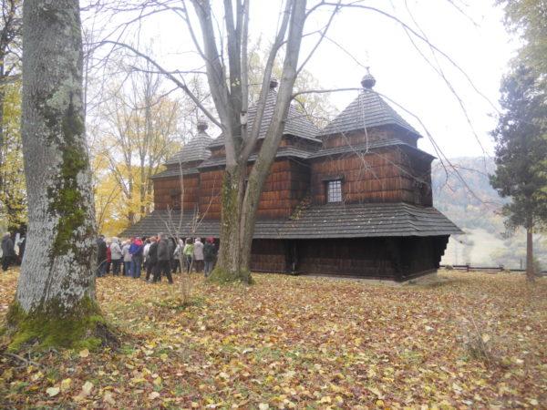 Smolnik. Cerkiew nad Sanem na światowej liście