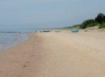 Miķeļtornis. Latarnia morska na Wybrzeżu Liwońskim