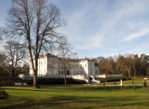 Połąga. Pałac Tyszkiewiczów w ogromnym parku