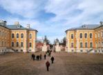 Rundāle. Pałac kurlandzkiego magnata