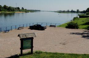 Rusnė U wrót do delty Niemna