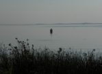 Ventė. Z widokiem na wody Zalewu Kurońskiego