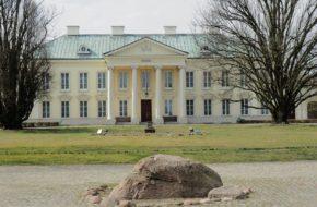 Walewice Pałac cesarskiej metresy
