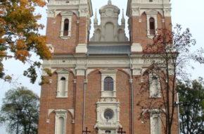 Gołąb Ciekawy kościół i Domek Loretański