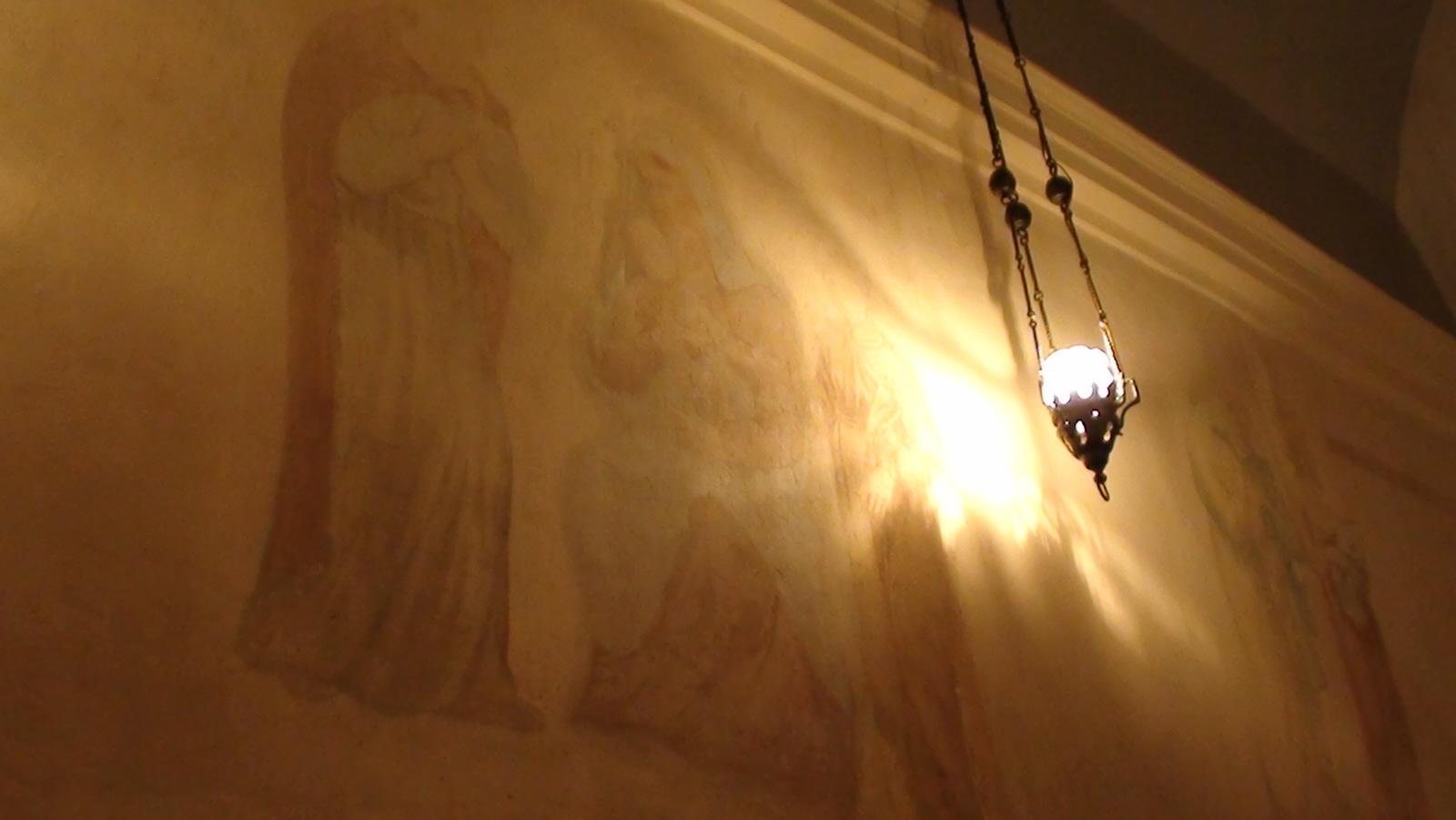 Gołąb. Ciekawy kościół i Domek Loretański