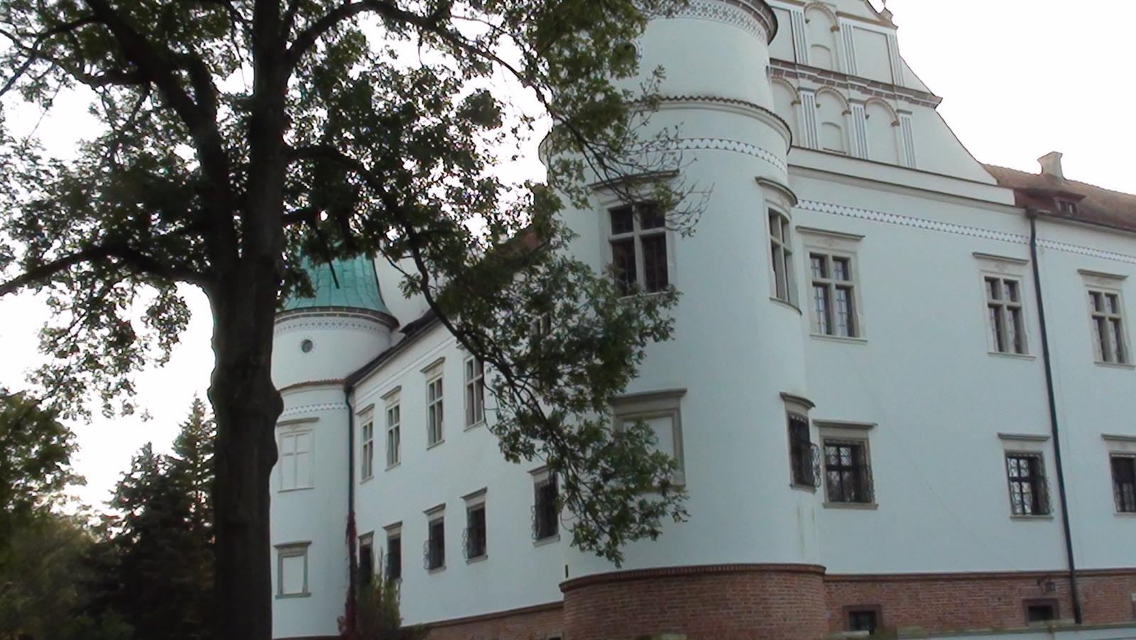 Baranów Sandomierski. Najpiękniejsza rezydencja magnacka