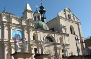 Jarosław Najstarszy pojezuicki kościół w Polsce