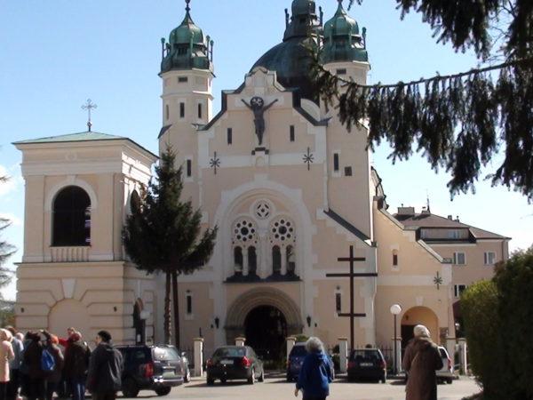 Jarosław. Cerkiew Przemienienia Pańskiego
