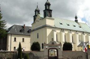 Żarki Sanktuarium Matki Bożej Leśniowskiej