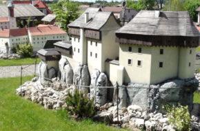 Ogrodzieniec Park miniatur jurajskich zamków