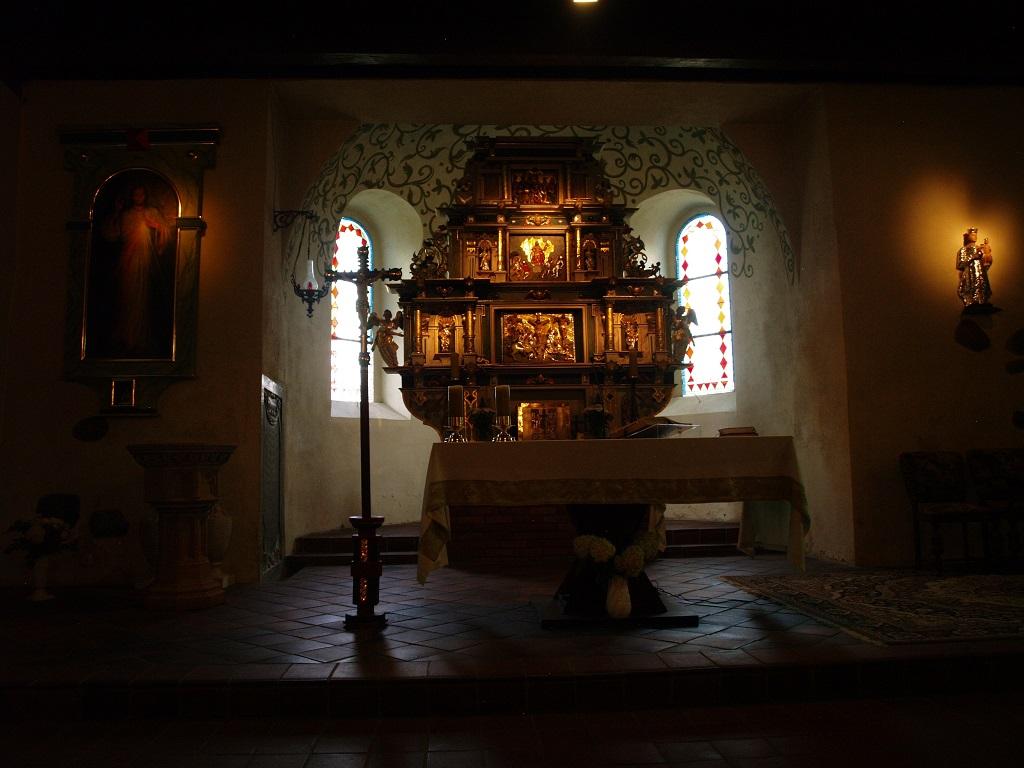 Barnimie. Gotycki kościółek na kajakowym szlaku