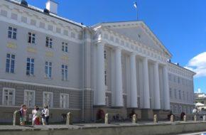 Tartu Polskie ślady na dorpackim uniwersytecie