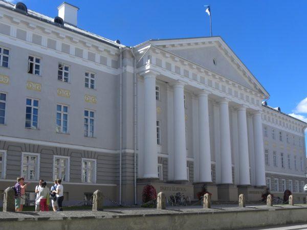 Tartu. Polskie ślady na dorpackim uniwersytecie