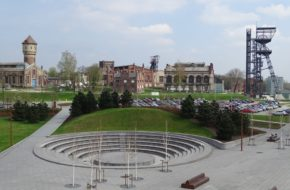 Katowice Katowicka Strefa Kultury