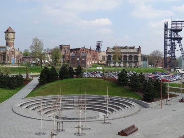 Katowice. Katowicka Strefa Kultury