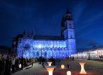 Magdeburg. Katedra z uśmiechniętym aniołem
