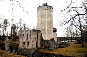 Paide Polskie akcenty w sercu Estonii