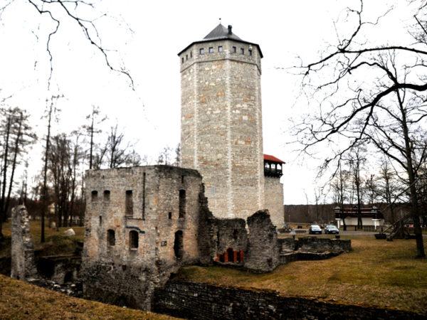 Paide. Polskie akcenty w sercu Estonii