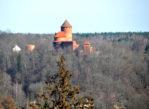 Turaida. Zamek i legenda z polskim wątkiem
