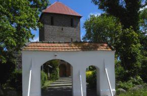 Śmiechów Najstarszy kościół w tej części Pomorza