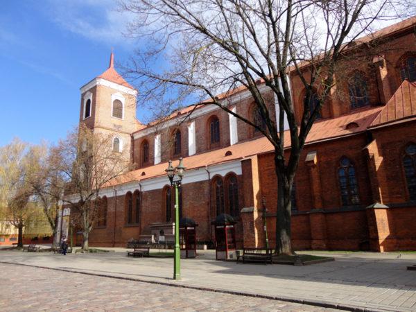 Kowno. Skarby bazyliki archikatedralnej