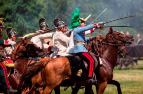 Hradec Králové Największa bitwa na czeskiej ziemi