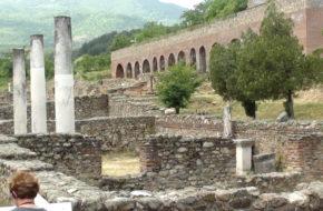 Bitola Heraklea, starożytne miasto Herkulesa