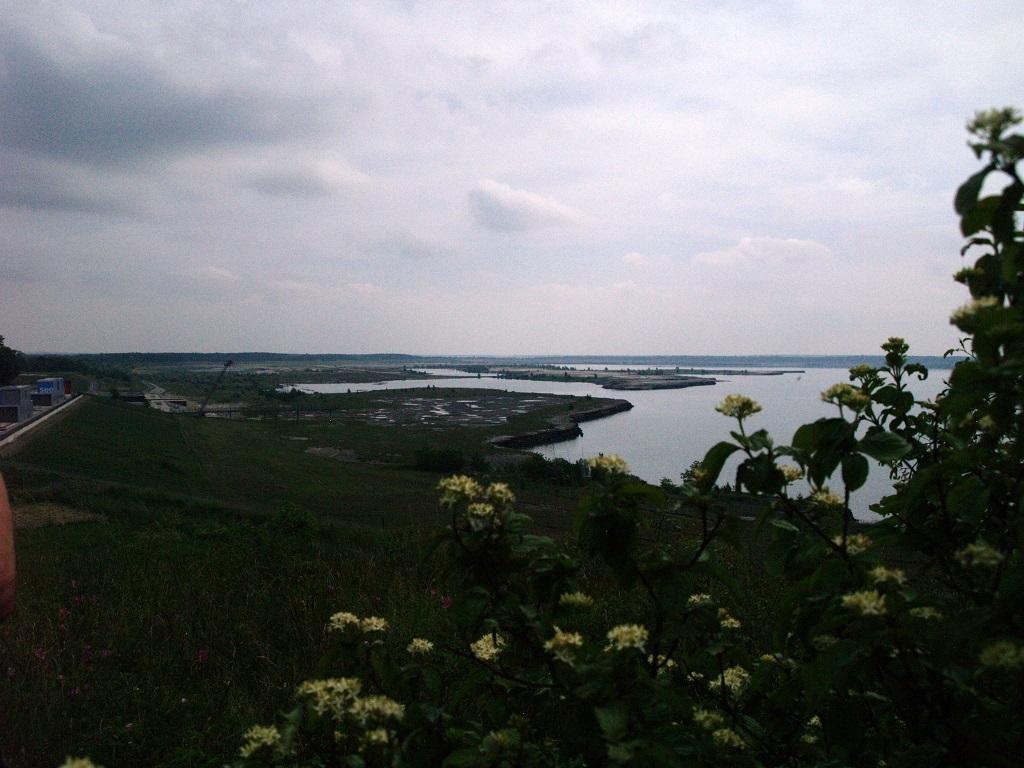 Großräschen. Łużyckie pojezierze sztucznych jezior