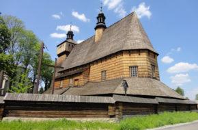 Haczów Drewniany gotyk na liście UNESCO