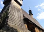 Haczów. Drewniany gotyk na liście UNESCO