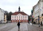 Tartu. Na wzgórzu katedralnym i starym mieście