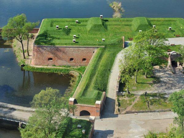 Kostrzyn nad Odrą. Muzeum twierdzy i ślady starówki