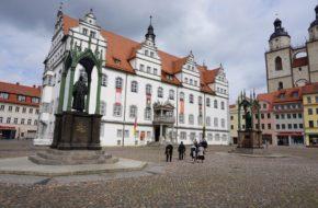 Wittenberga W kolebce reformacji