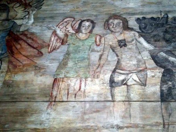 Lipnica Murowana. Pechowy kościółek z listy UNESCO