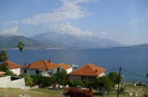 Boka Kotorska Największa zatoka Adriatyku