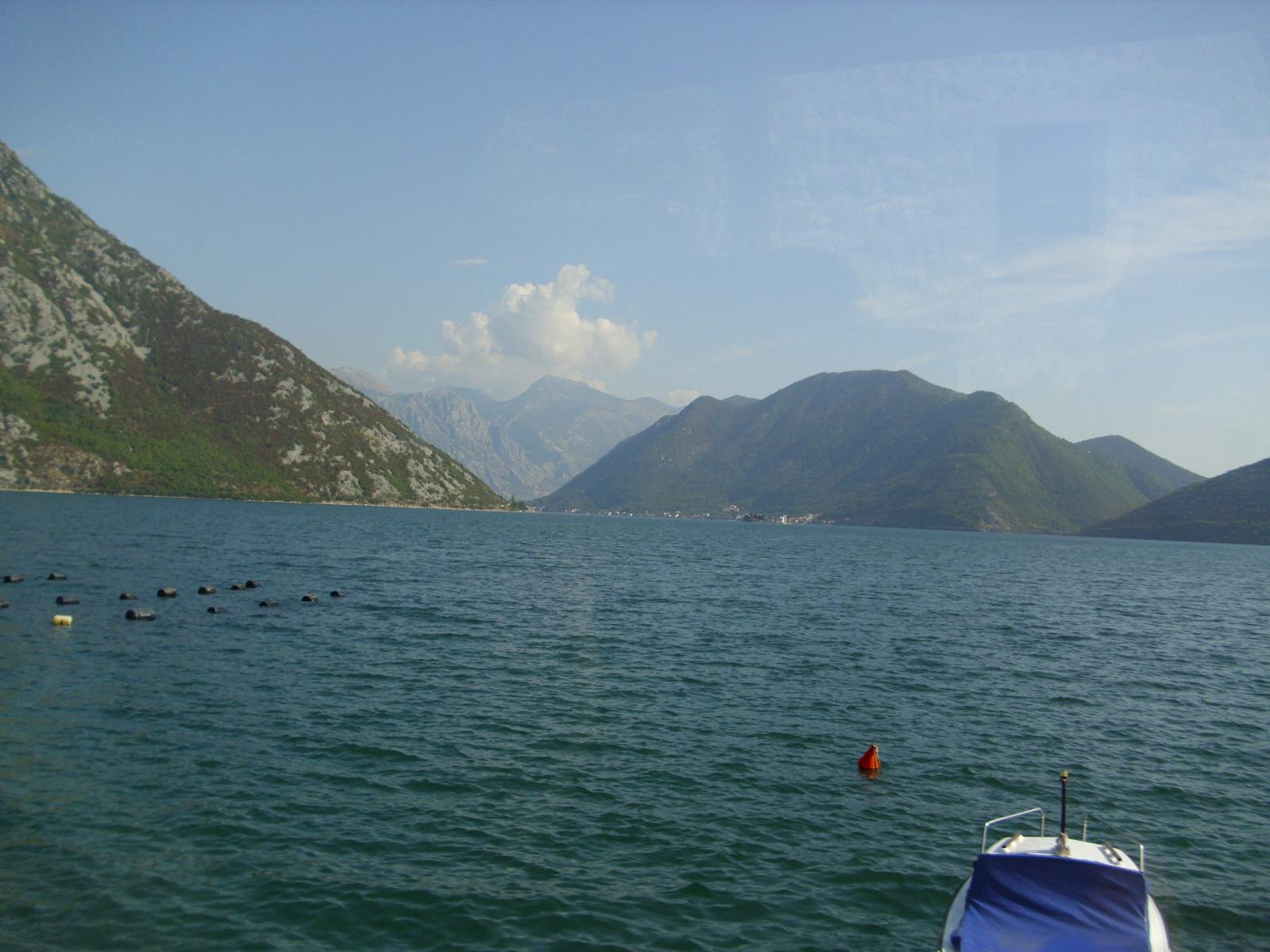 Boka Kotorska. Największa zatoka Adriatyku