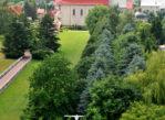 Kałków-Godów. Tu 154M i Golgota jak zamek